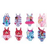 Disney Infant Toddler One Piece Swimsuits Minnie, Frozen, ETC Various Si... - $16.99