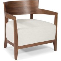 Wooden Classic Arm Chair Home Mid-century Comfort Chair - £462.55 GBP