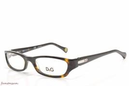 Dolce & Gabbana Donna Occhiali da Vista D&g 1209 502 Havana Plastica - $87.21