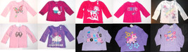 The Children's Place Infant Toddler Girl Long Sleeve Shirts Various Colo... - $5.59