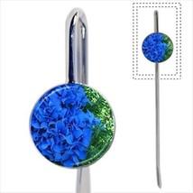 Blue Hydrangeas Flowers Bookmark - Book Lover Novelty Gifts - $12.41