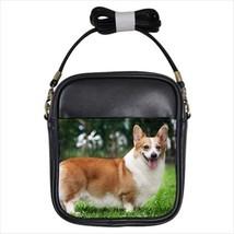 Cardigan Welsh Corgi Leather Sling Bag & Women's Handbag - Dog Canine - $14.54+