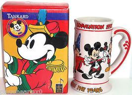 Disneyland Stein Mickey Through The Years Official Disneyana Convention 1993 - $69.95