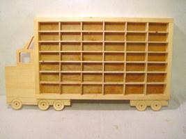 Hot Wheels, Matchbox, Boys, Wood, Truck, Displa... - $95.00