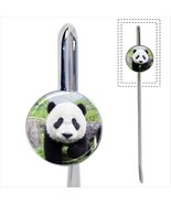 Cute Baby Panda Bookmark - Book Lover Novelty Gifts - $12.41