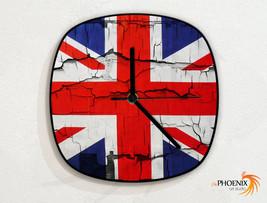 Flags - United Kingdom - UK - Travel - World Countries - Wall Clock - £11.08 GBP