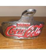 Coca cola metal bottle opener to hang on wall - $13.10