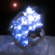 Haunted Ring Ooak Offers Only Mystic Priestess Alexandria Magick 925 7 Scholars - $200.00