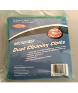 Microfiber Dust Cleaning Cloths Package of 3 Gr... - $10.00