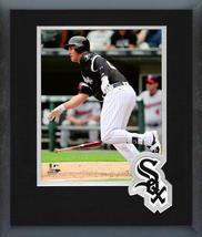 Matt Davidson Chicago White Sox Action 2016 -11 x 14 Matted/Framed Photo - $42.95