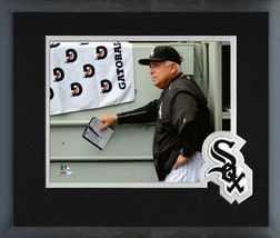 Rick Renteria Manager Chicago White Sox 2016 -11 x 14 Matted/Framed Photo - $42.95