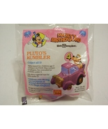 Plutos Rumbler #4 Mickeys Birthdayland 60 Years Disney McDonalds Toy 198... - $3.99
