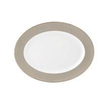 "Waterford Lismore Diamond Oval Platter 15.5"" - $183.15"