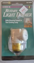 Rotary light Dimmer Adds Dimming feature to your existing Lamp - $7.00
