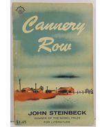 Cannery Row John Steinbeck Compass Books C131 - $6.99