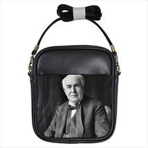 Thomas Edison Leather Sling Bag (Crossbody Shoulder) - $14.60