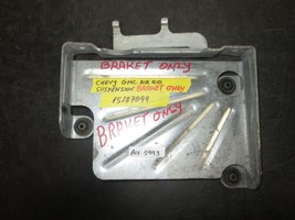 Chevy Gmc Air Rid Suspension Braket Only #15187099 *See Item* - $28.71