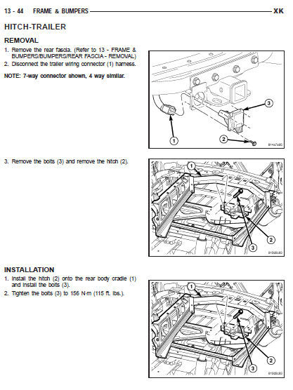 JEEP COMMANDER 2006 - 2010 FACTORY SERVICE REPAIR SHOP MANUAL + WIRING DIAGRAM