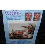2 Springs Art Work Decorative Transfers Fruit Salad - $5.99