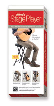 Stage Player Guitar Stand/Stool Combo NEW