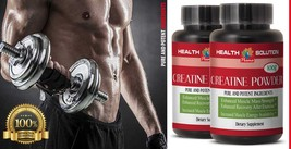 Healthy Nerve & Thyroid Function - Creatine Powder 1000mg - Creatine 2B - $22.40