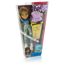 "BRATZ Hello My Name Is YASMIN Doll 10.5"" with Acessories MGA NIP - $18.75"