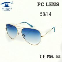Classic Sunglasses 3025 Design 58mm Mens Gradient Lens oculos Male Stain... - $22.87