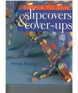 Simple to Sew Slipcovers and Cover Ups Project ... - $11.95