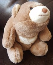Vintage Gund Snuffles Teddy Bear 1980 Cocoa Brown Plush Lovey Stuffed An... - $49.49