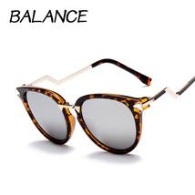Designer Diamond Point Sunglasses Women Vintage punk Sun Glasses Round G... - $17.98