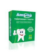 Amazing Temporary Tooth x 2 DIY Tooth Replaceme... - $39.55
