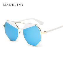 est Sunglasses Women Vintage Cat Eye Glasses Eyewear Designer Round Summ... - $16.13