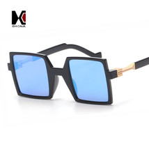 Fashion Cool Square Unique Sunglasses Men Summe... - $18.42