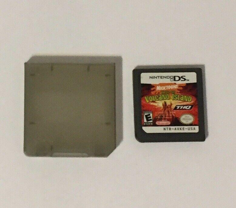 Nicktoons: Battle for Volcano Island (Nintendo DS, 2006)