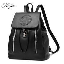 Kajie Korean Style Womens Backpack Fashion Scho... - $71.15