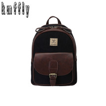 KMFFLY Nylon Backpack College Preppy Style Womens Backpack, School Bags ... - $58.17