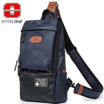 men messenger bags crossbody bags men designer fashion chest pack small ... - $125.67