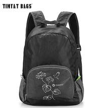 Portable Fashion Backpacks Zipper Soild Nylon Back Pack Daily Women Men ... - $28.24