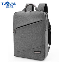 Professional Korean Simple Women Men Business Laptop Backpack For 15.6in... - $50.25