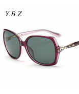 Larized sunglasses female driving sun glasses steampunk goggles gafas polarizado gd893 thumbtall