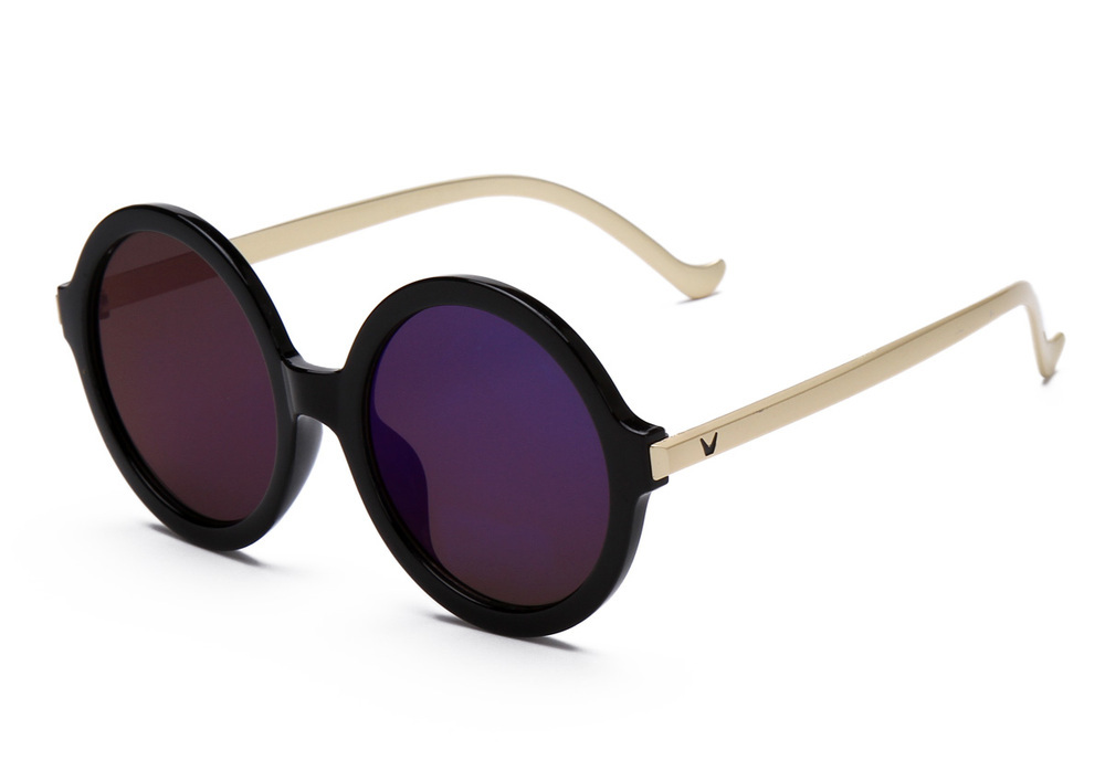 Round Circle Sunglasses Women Retro Vintage Sun glasses ...