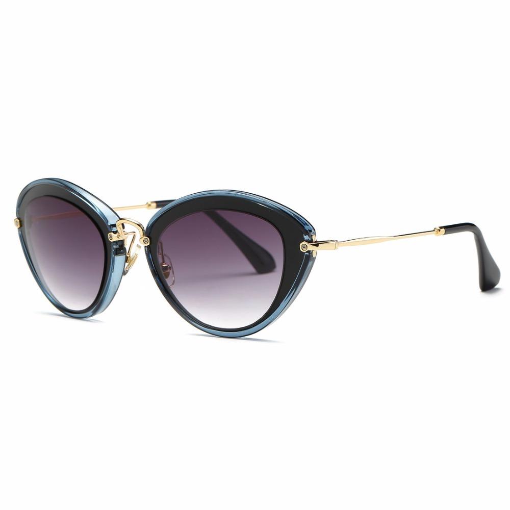 Unique Cat Eye Glasses Frame Vintage : Sunglasses Women Cat Eye Frame Designer Vintage Steampunk ...
