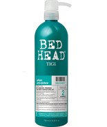 Tigi Bed Head Urban Anti+dotes Recovery Shampoo Damage Level 2, 25.36-Ounce - $37.15