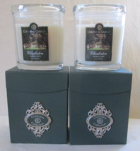 2 Colonial Candle~BATTERY PARK, Charleston SC~ 8oz Oval Jar Candles, 2 w... - $32.00