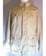 Banana Republic Mens Beige Jacket Size L Large - $69.95