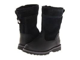 Timberland EK Asphalt Trail Forestdale Waterproof Black Suede Boots 4 Me... - £46.70 GBP