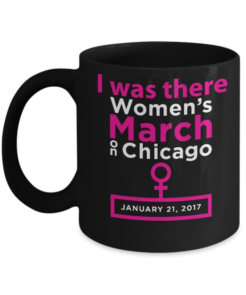 Primary image for I Was There Women's March On Chicago.