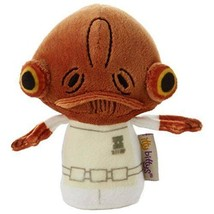Admiral Ackbar Hallmark itty bitty bittys  STAR WARS  Force Awakens  Rog... - £12.54 GBP