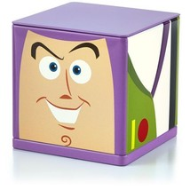 Buzz Lightyear Hallmark Disney Pixar Toy Story CUBEEZ  Container   Woody... - £5.99 GBP