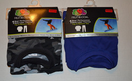 Boys Fruit of the Loom Performance Base LayerThermal  Set  Sizes XS NWT - $10.39